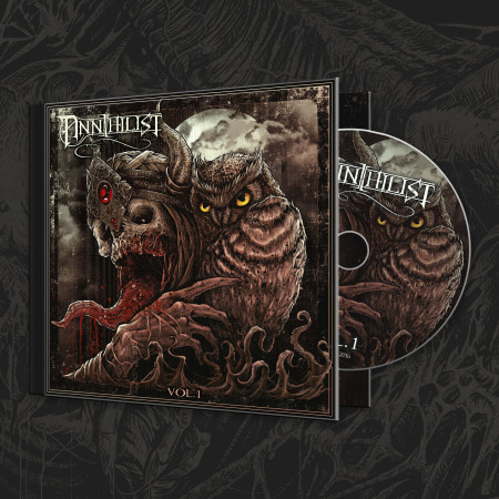 Annihilist - Vol 1 EP CD