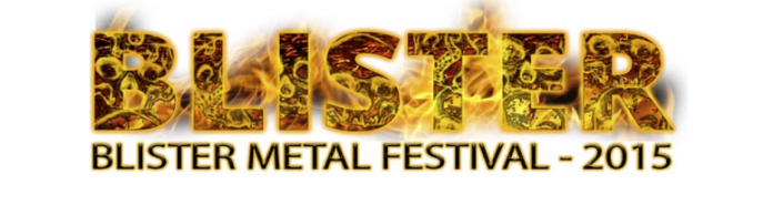 Blister Metal Fesival Melbourne
