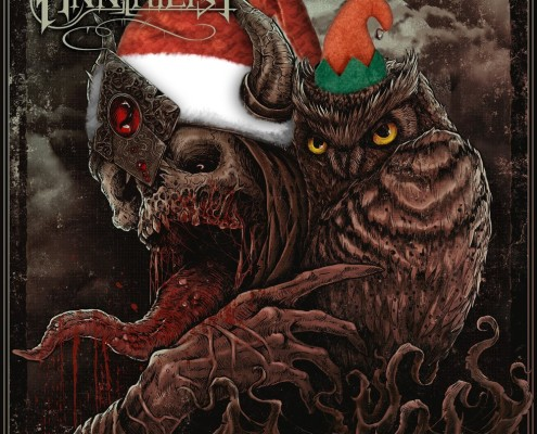 Annihilist Metal Vol 1 Christmas