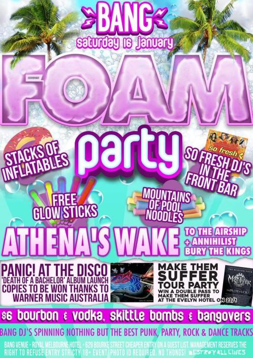 Annihilist - Bang Summer Foam Party