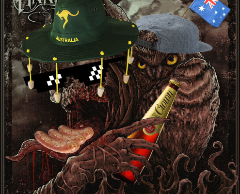 Annihilist Melbourne Metal Australia Day Free Download