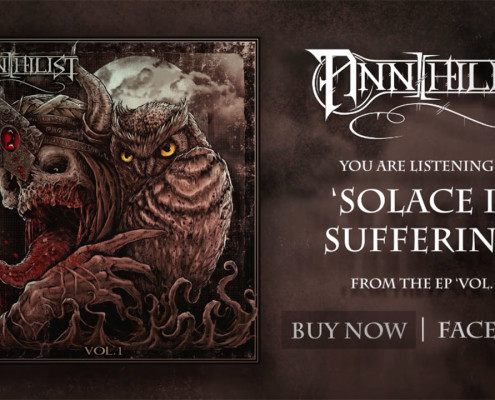 Annihilist Vol. 1 Full Ep Stream Metal