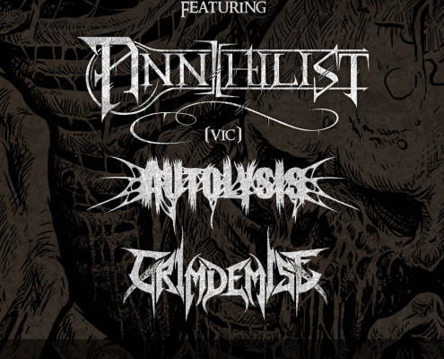 Death Fkn Metal Newcastle Annihilist