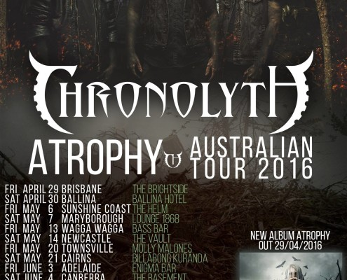 Chronolyth Atrophy Tour - Annihilist