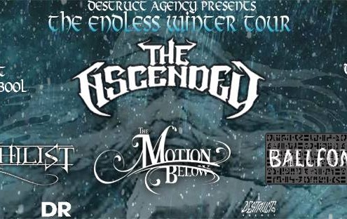 Warrnambool Metal Gig: The Acsended + Annihilist @ The Loft