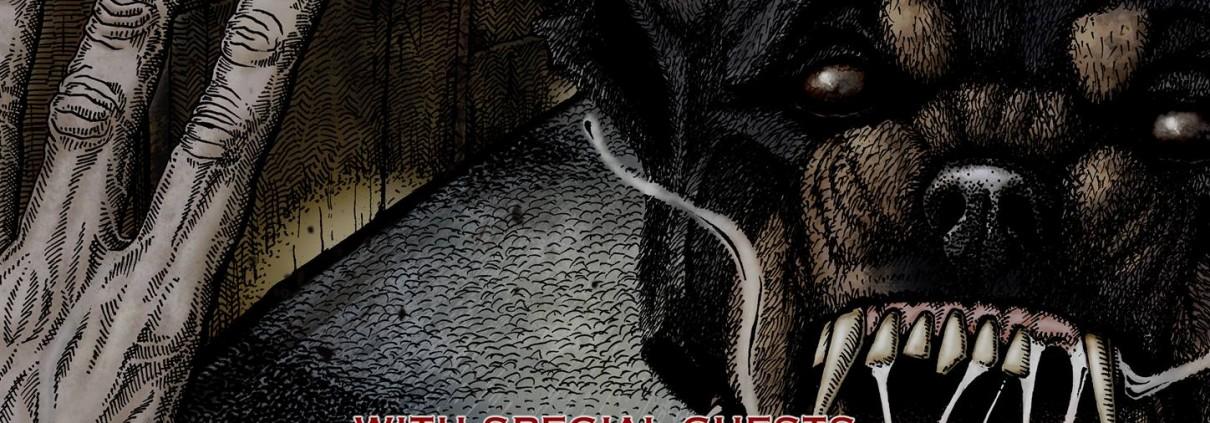 Frankenbok - Vicious, Lawless Tour - Annihilist