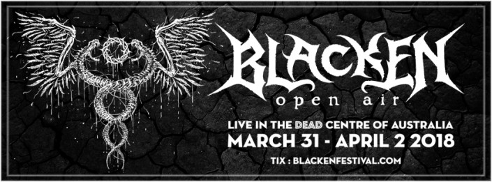 Blacken Open Air Metal Festival